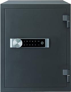 comprar comparacion Yale YFM-520-FG2 Caja Fuerte Ignifuga, Negro, Extra Grande 552 x 404 x 440 mm
