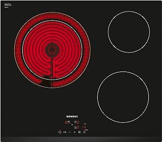 Plaque vitroceramique Siemens ET631BK17E - 3 foyers