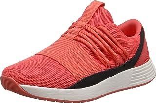 Under Armour Breathe Lace Glitz, Women's Athletic & Outdoor Shoes, Pink (Daiquiri/Apex Pink/Peach Plasma), 37.5 EU