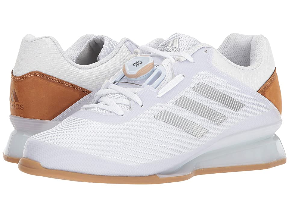 adidas Leistung 16 II (Footwear White/Silver Metallic/Gum 4) Men