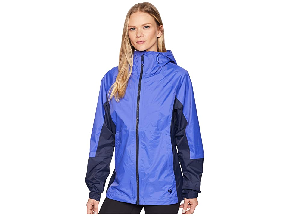 Mountain Hardwear Exponent Jacket (Blue Print) Women