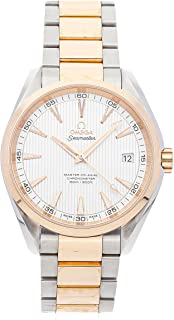 Omega Seamaster Mechanical (Automatic) Silver Dial Mens Watch 231.20.42.21.02.001 (Certified Pre-Owned)