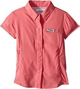 Tamiami Short Sleeve Shirt (Little Kids/Big Kids)