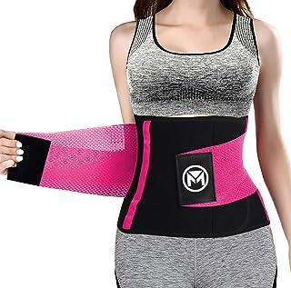 کمربند مربی کمر مولیدا برای زنان کمر کمر زن کاهش وزن تمرین تناسب اندام کمربندهای پشتی