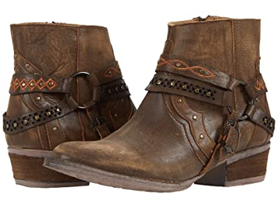 Corral Boots Q0094 (Brown) Women