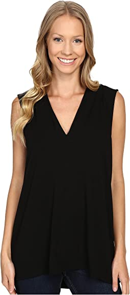 Vince Camuto - Sleeveless V-Neck Top