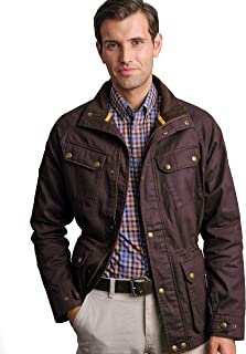barbour international wax jacket xxl
