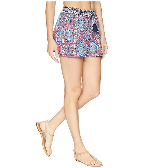 Bahama Pullon Shorts Tommy Riviera Cerise Tile Cover Up SqHwdxaOp