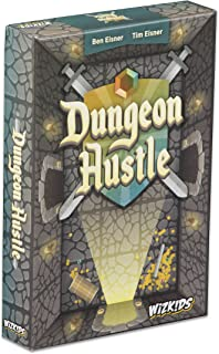 Wizkids Board Games Dungeon Hustle
