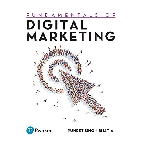 Fundamentals of Digital Marketing by Pearson
