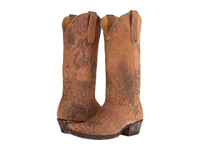 Old Gringo Leopardito-13 (Ocre/Viejo) Cowboy Boots