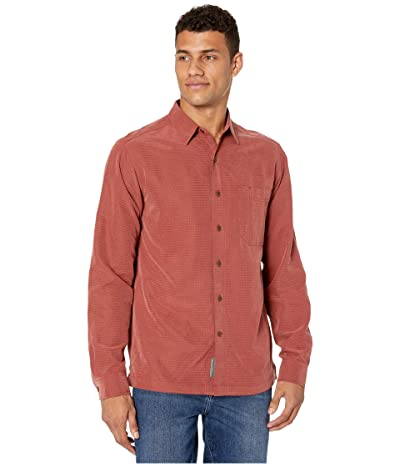 Royal Robbins Desert Pucker Dry Long Sleeve (Cedar) Men