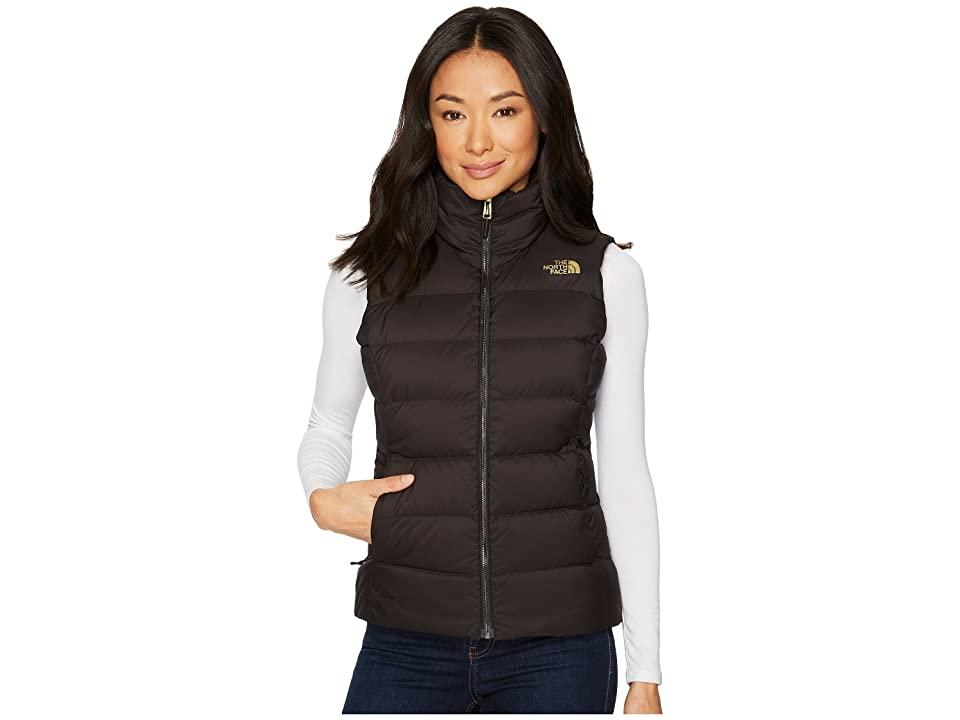 The North Face Nuptse Vest (TNF Black/TNF Black (Prior Season)) Women