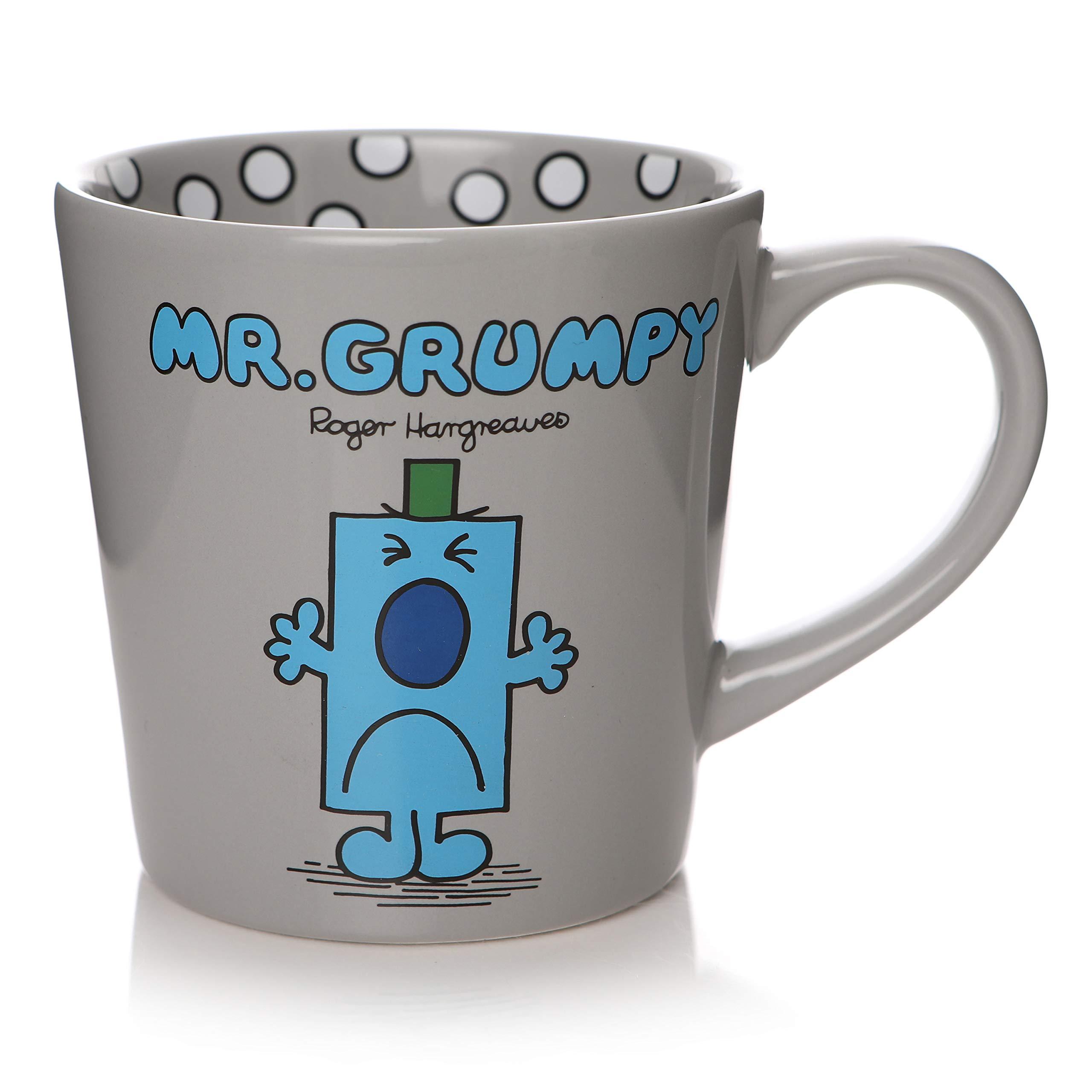 Taza en caja (450 ml) - Mr Men (Mr Grumpy): Amazon.es: Hogar