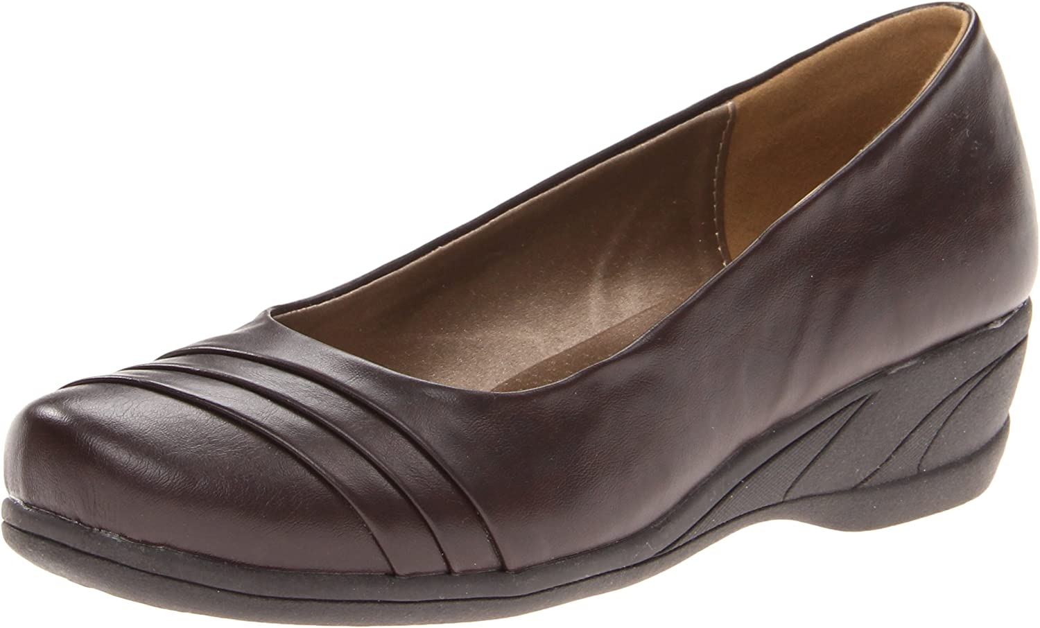 Soft Style Woherren Easy Easy Easy To Pleats Pump  a9e003