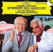 Copland Symphony No.3 Quiet City