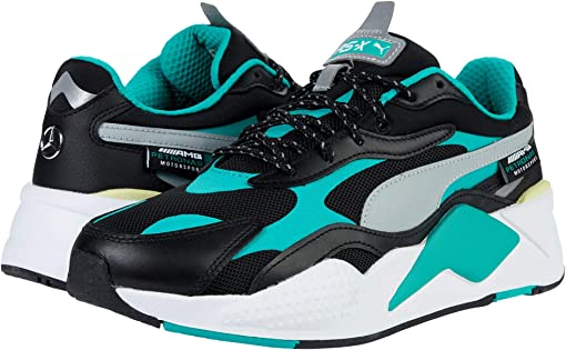 Puma Black/Spectra Green/Puma White