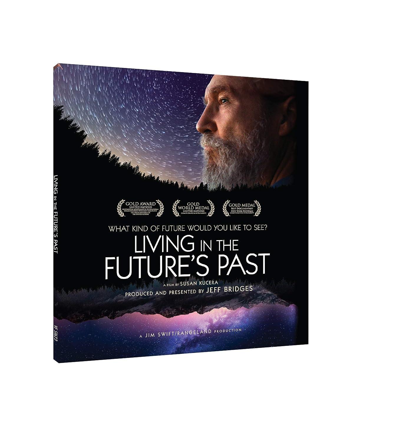 腐った伝記厚さLiving In The Future's Past [Blu-ray]