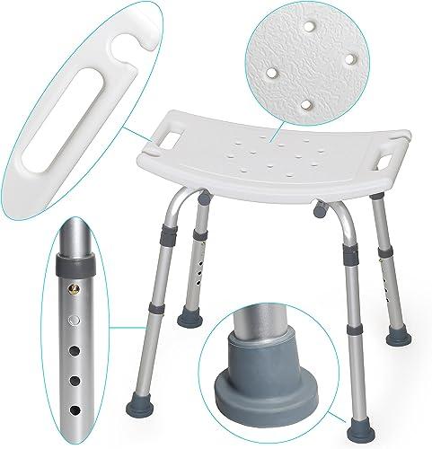 Mejor valorados en Taburetes y asientos de ducha y baño & Opiniones útiles de nuestros clientes - Amazon.es