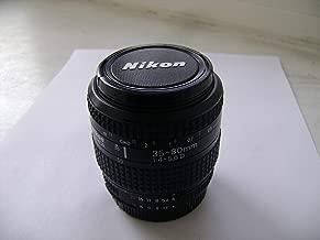 Nikon Nikkor 35-80mm f4-5.6D AF Zoom Lens