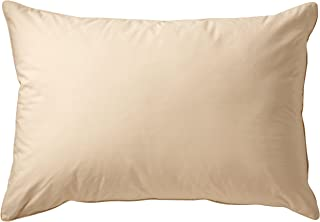 """AllerEase Organic Cotton Allergy Protection Pillow –Hypoallergenic Fill, Chemical Free Block Dust Mites and Other Allergens–Allergist Recommended, Natural Off-White, Standard/Queen 20""""x28"""" (Pack of 1)"""