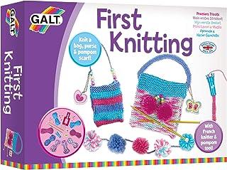 Galt 1003460 First Knitting,Craft Kit