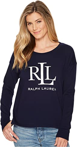 LAUREN Ralph Lauren LRL French Terry Sweatshirt