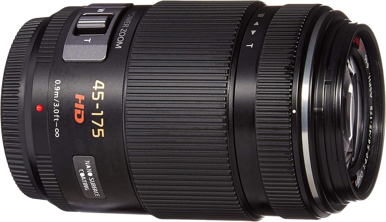 Panasonic Lumix G X Vario Power Zoom Objektiv 45 175 Kamera