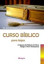 Curso bíblico para leigos: a riqueza da palavra de Deus: Antigo e Novo Testamento (Portuguese Edition)