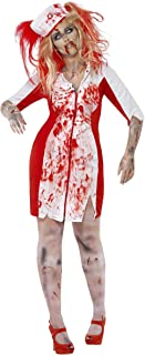 Women's Curves Zombie Nurse Costume