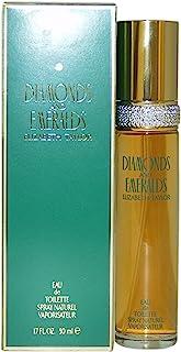 (50ml) - Elizabeth Taylor W-1559 Diamonds and Emeralds by Elizabeth Taylor for Women - 1.7 oz EDT Spray