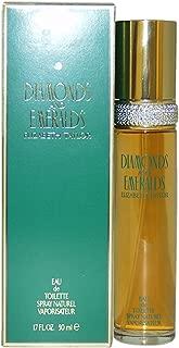 Elizabeth Taylor Diamonds & Emeralds Eau De Toilette Spray for Women, 1.7 Fluid Ounce