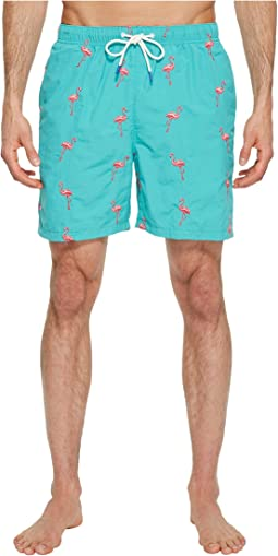 Tommy Bahama Naples Flamingo Coast Swim Trunk
