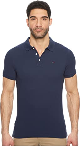Tommy Jeans Flag Polo Shirt