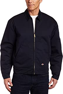 Men's Insulated Eisenhower Front-Zip Jacket