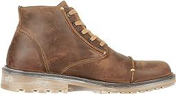 Crazy Horse Leather/Desert Suede