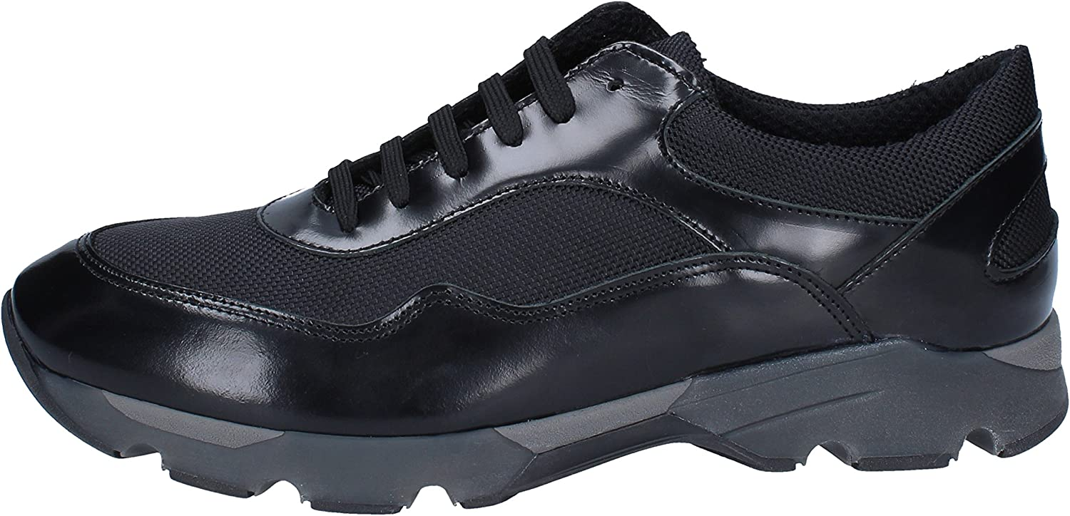 BALDININI Fashion-Sneakers Mens Leather Black