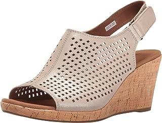 Women's Briah PERF Sling Wedge Sandal