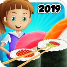 Cooking Tasty Sushi Maker: Japanese Cooking Games