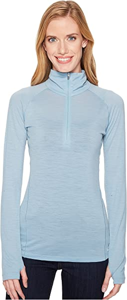 Zeal Merino Long Sleeve 1/2 Zip