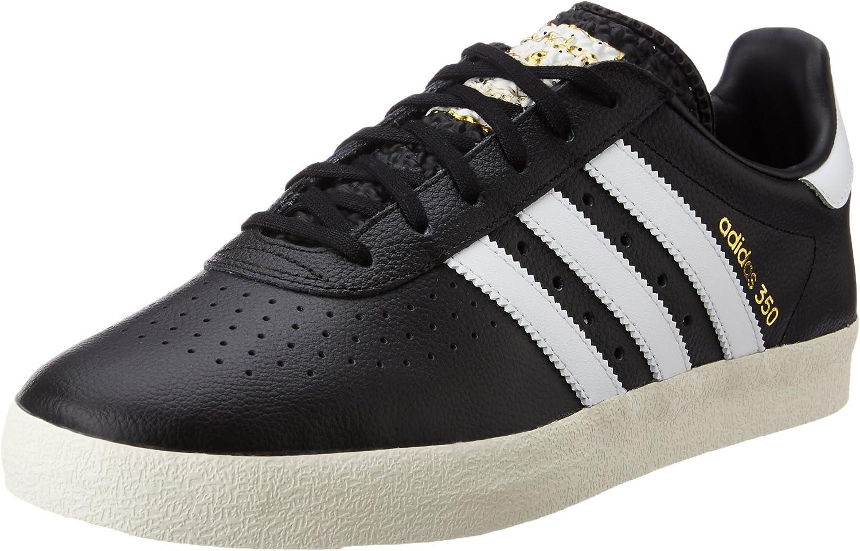 Adidas Adidas 350, core black off white gold metallic, 12