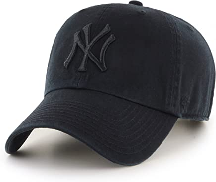 finest selection e080a d4ea0 47 MLB New York Yankees CLEAN UP Cap – Cotton Twill Unisex Baseball Cap  Premium Quality