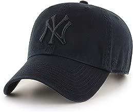 '47 New York Yankees Strapback Brand Clean up Adjustable Cap Hat
