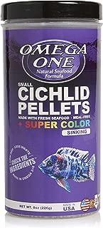 Omega One Super Color Cichlid Small Pellets 8oz