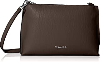 Calvin Klein womens Calvin Klein Sonoma Key Item Novelty Studded Crossbody