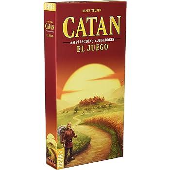 Devir- Catan-Piratas y Exploradores Juego de Mesa, Multicolor ...