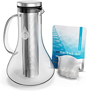 Best glass pitcher water filtration system Reviews