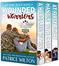 Wounded Warriors - 3 book set