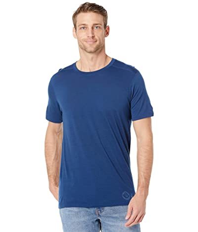 Smartwool Merino 150 Base Layer Short Sleeve (Indigo Blue) Men