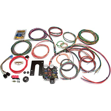 Amazon.com: Painless Wire 10105 Wiring Harness with Firewall Grommet for  Jeep CJ: Automotive | Cj Wiring Harness Image Restore |  | Amazon.com
